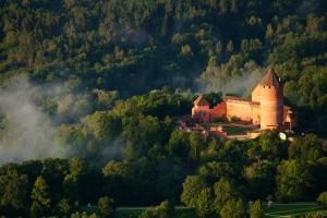 Turaida Castle, Gauja National Park by latvia.travel (2)